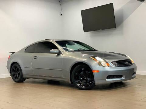 2004 Infiniti G35 for sale at Texas Prime Motors in Houston TX