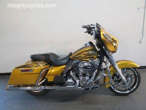 2016 Harley-Davidson STREETGLIDE SPECIAL for sale at INTEGRITY CYCLES LLC in Columbus OH