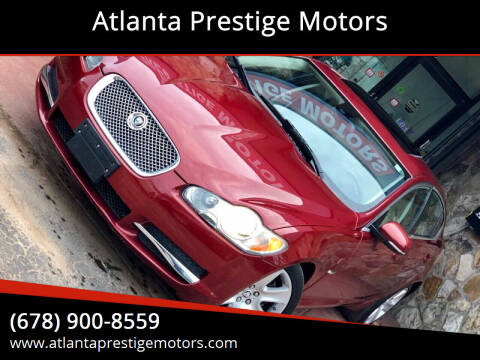 2010 Jaguar XF for sale at Atlanta Prestige Motors in Decatur GA