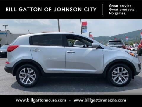 2016 Kia Sportage for sale at Bill Gatton Used Cars - BILL GATTON ACURA MAZDA in Johnson City TN