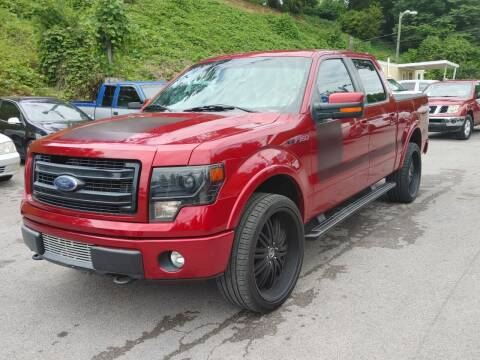 2013 Ford F-150 for sale at North Knox Auto LLC in Knoxville TN