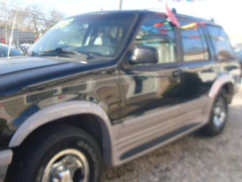1995 Ford Explorer for sale at Flag Motors in Islip Terrace NY