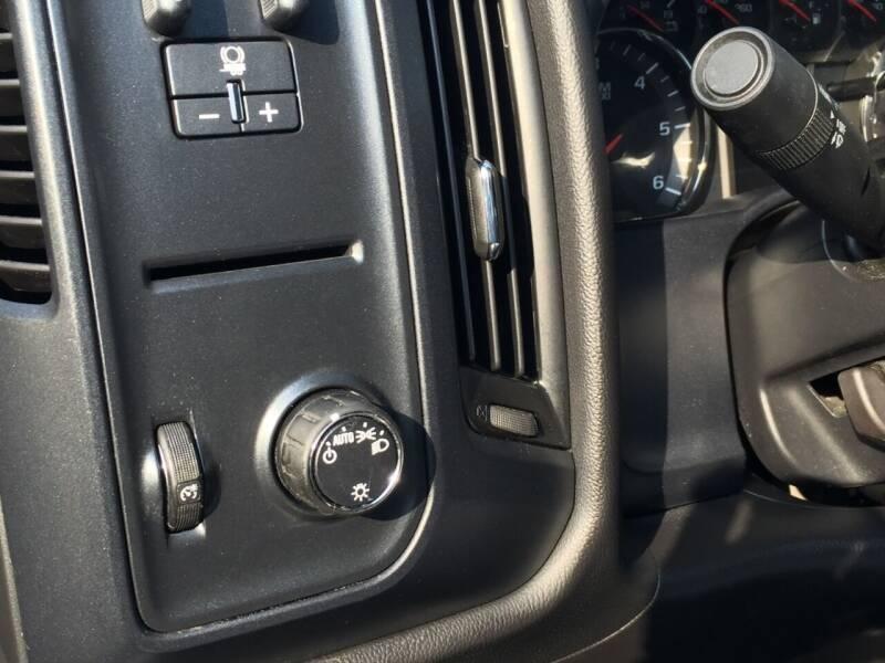 2015 Chevrolet Silverado 1500 4x4 LS 4dr Double Cab 6.5 ft. SB - Urbandale IA