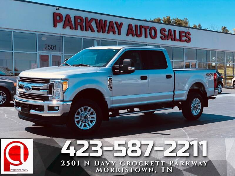 2017 Ford F-250 Super Duty for sale at Parkway Auto Sales, Inc. in Morristown TN