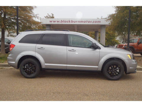 2020 Dodge Journey for sale at BLACKBURN MOTOR CO in Vicksburg MS