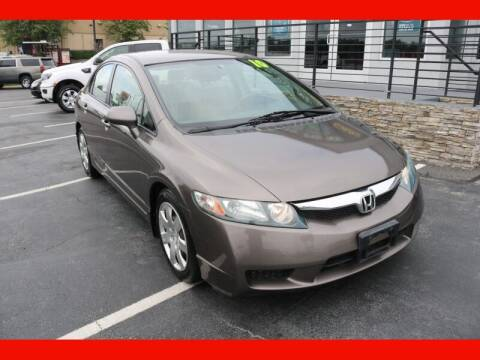 2010 Honda Civic for sale at AUTO POINT USED CARS in Rosedale MD