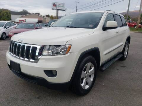 2011 Jeep Grand Cherokee for sale at Salem Auto Sales in Salem VA