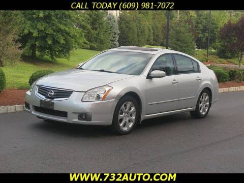 2008 Nissan Maxima for sale at Absolute Auto Solutions in Hamilton NJ