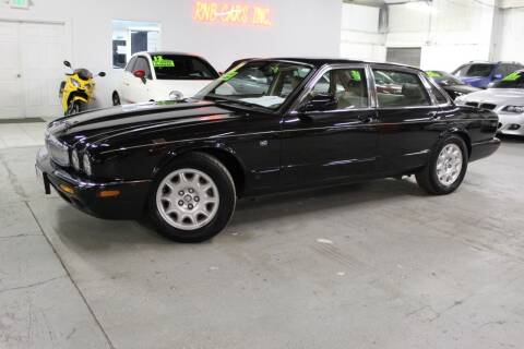 2002 Jaguar XJ-Series for sale at R n B Cars Inc. in Denver CO