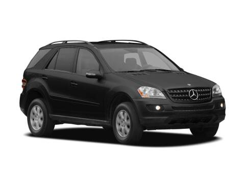 2007 Mercedes-Benz M-Class for sale at St. Croix Classics in Lakeland MN