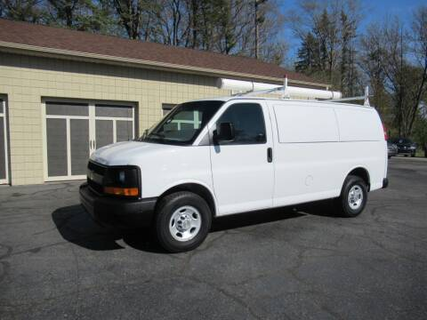 2014 Chevrolet Express Cargo for sale at HTS Auto Sales in Hudsonville MI