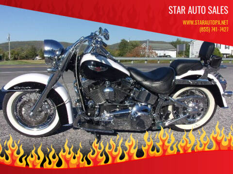 2007 Harley-Davidson SOFTAIL DELUXE for sale at Star Auto Sales in Fayetteville PA