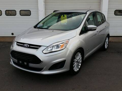 2017 Ford C-MAX Hybrid for sale at Action Automotive Inc in Berlin CT
