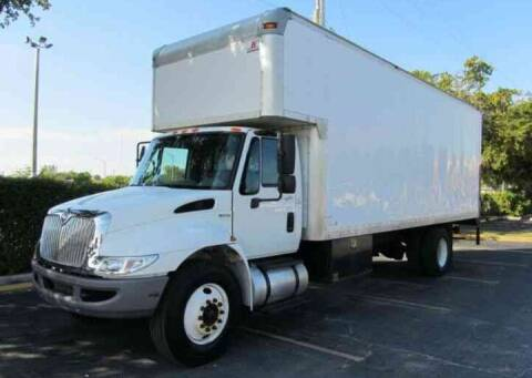 2014 International DuraStar 4300 for sale at Transportation Marketplace in West Palm Beach FL