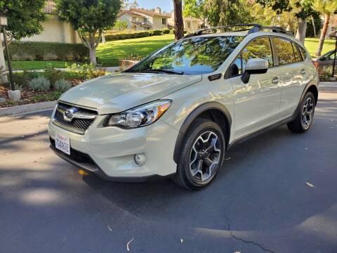 2014 Subaru XV Crosstrek for sale at E MOTORCARS in Fullerton CA