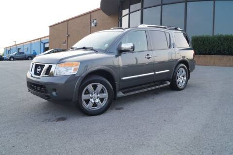2012 Nissan Armada for sale at Next Ride Motors in Nashville TN