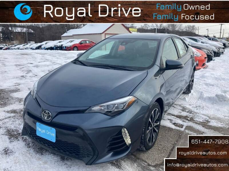 2017 Toyota Corolla for sale at Royal Drive in Newport MN