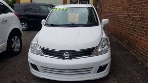 2010 Nissan Versa for sale at 216 Automotive Group in Cleveland OH