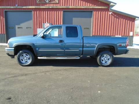 2006 Chevrolet Silverado 1500 for sale at Celtic Cycles in Voorheesville NY