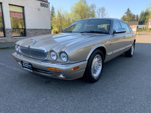 2000 Jaguar XJ-Series for sale at CAR MASTER PROS AUTO SALES in Lynnwood WA