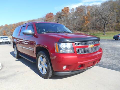 2012 Chevrolet Suburban for sale at Maczuk Automotive Group in Hermann MO