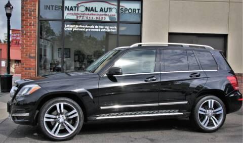 2013 Mercedes-Benz GLK for sale at INTERNATIONAL AUTOSPORT INC in Pompton Lakes NJ