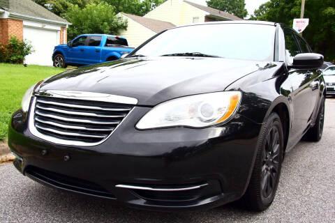 2014 Chrysler 200 for sale at Prime Auto Sales LLC in Virginia Beach VA