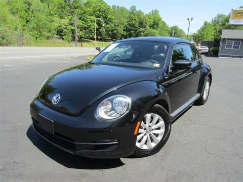 2016 Volkswagen Beetle for sale at Guarantee Automaxx in Stafford VA