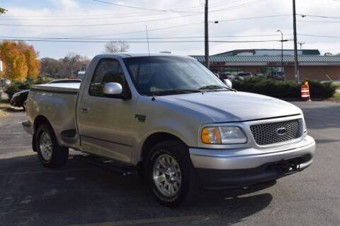 2001 Ford F-150 for sale at NEW 2 YOU AUTO SALES LLC in Waukesha WI