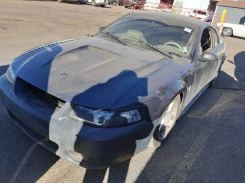 2002 Ford Mustang for sale at Main Street Motors in Rapid City SD