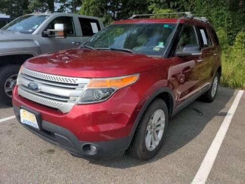 2015 Ford Explorer for sale at Strosnider Chevrolet in Hopewell VA