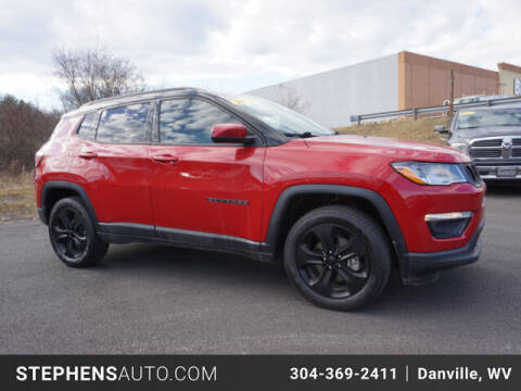 2018 Jeep Compass for sale at Stephens Auto Center of Beckley in Beckley WV