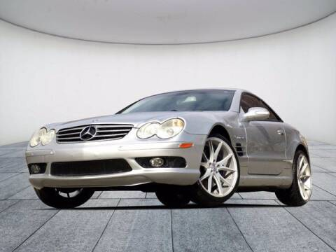 2003 Mercedes-Benz SL-Class for sale at Carma Auto Group in Duluth GA