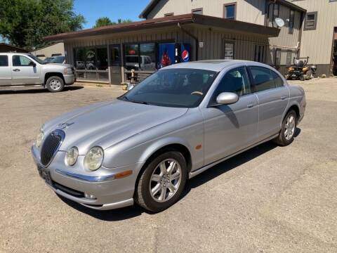 2003 Jaguar S-Type for sale at COUNTRYSIDE AUTO INC in Austin MN