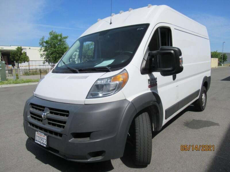 2017 RAM ProMaster Cargo for sale at California Auto Enterprises in San Jose CA