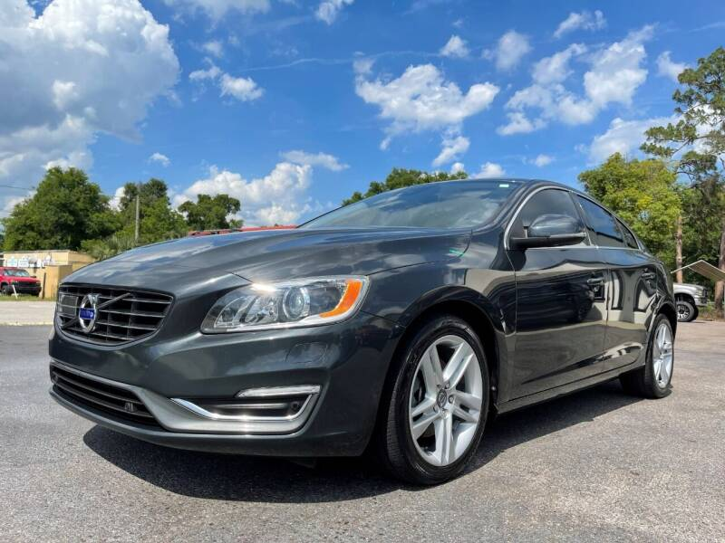 2015 Volvo S60 for sale at Upfront Automotive Group in Debary FL