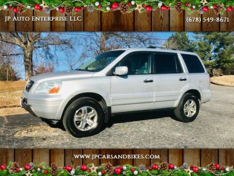 2004 Honda Pilot for sale at JP Auto Enterprise LLC in Duluth GA