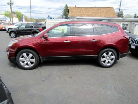 2016 Chevrolet Traverse for sale at American Auto Group Now in Maple Shade NJ