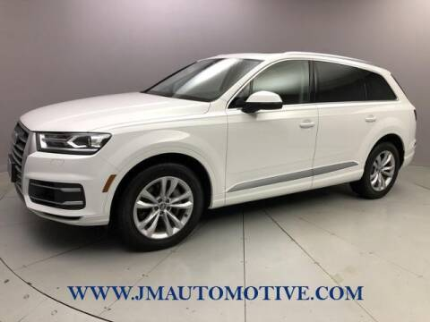 2018 Audi Q7 for sale at J & M Automotive in Naugatuck CT