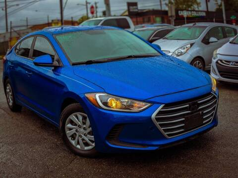 2017 Hyundai Elantra for sale at Paisanos Chevrolane in Seattle WA