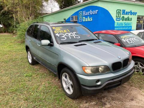 2002 BMW X5 for sale at Harbor Oaks Auto Sales in Port Orange FL