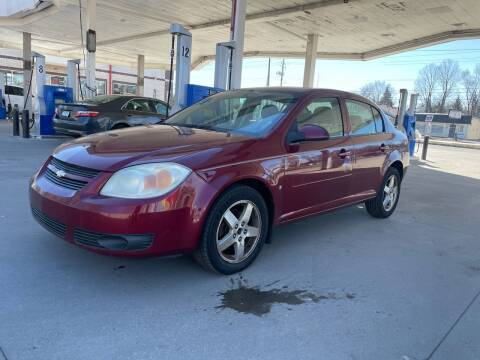 2008 Chevrolet Cobalt for sale at JE Auto Sales LLC in Indianapolis IN