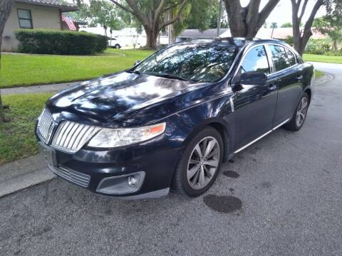 2009 Lincoln MKS for sale at Low Price Auto Sales LLC in Palm Harbor FL