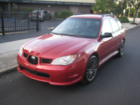 2007 Subaru Impreza for sale at Top Choice Auto Inc in Massapequa Park NY