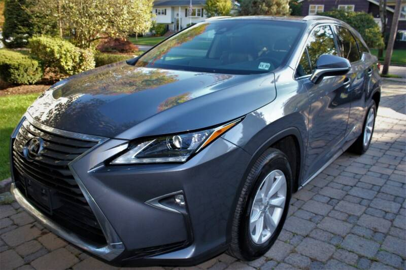 2017 Lexus RX 350 for sale at SILVER ARROW AUTO SALES CORPORATION in Newark NJ