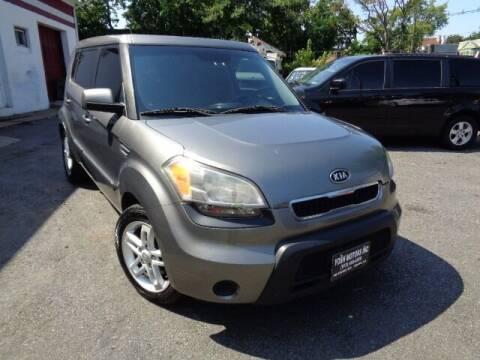 2011 Kia Soul for sale at Yosh Motors in Newark NJ