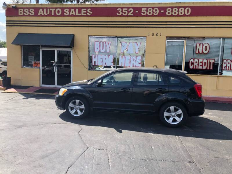 2010 Dodge Caliber for sale at BSS AUTO SALES INC in Eustis FL