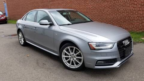 2015 Audi A4 for sale at Minnesota Auto Sales in Golden Valley MN