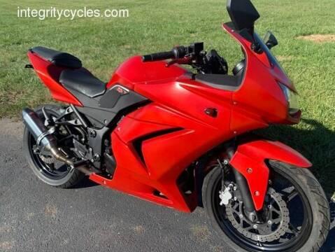 2009 Kawasaki Ninja 250R for sale at INTEGRITY CYCLES LLC in Columbus OH