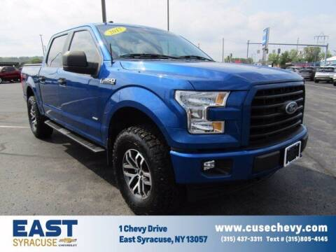 2017 Ford F-150 for sale at East Syracuse Performance Sales & Service in Syracuse NY